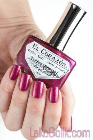 El Corazon Active Bio-gel Magic Shine 423/556 Magic Berry Princess