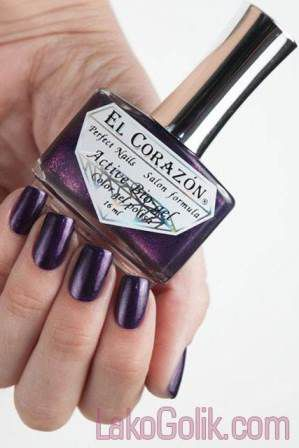 El Corazon Active Bio-gel Magic Shine 423/580 Magic Of The Arabian Nights