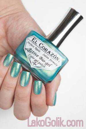 El Corazon Active Bio-gel Magic Shine 423/573 Magic Sparkling Sea Is