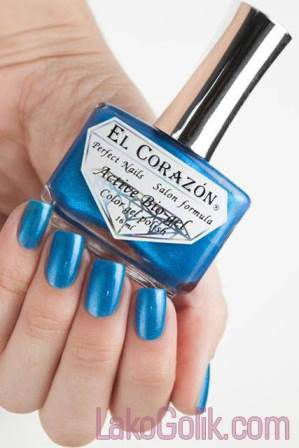 El Corazon Active Bio-gel Magic Shine 423/576 Magic Heart Of Ocean
