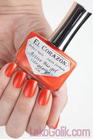 El Corazon Active Bio-gel Magic Shine 423/561 Magic Tail Comet
