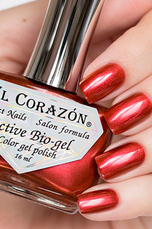 El Corazon Active Bio-gel Nail Party 423/630 Tequila Sunrise