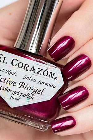 El Corazon Active Bio-gel Nail Party 423/629 Manhattan