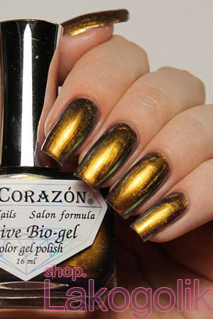 El Corazon Active Bio-gel 423/703 Nail Polish Maniac Hope