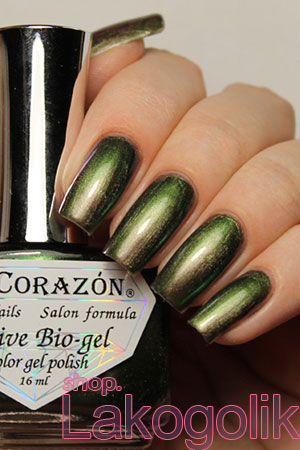 El Corazon Active Bio-gel 423/704 Nail Polish Maniac Poison