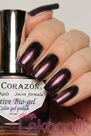 El Corazon Active Bio-gel 423/707 Nail Polish Maniac Cats eyes