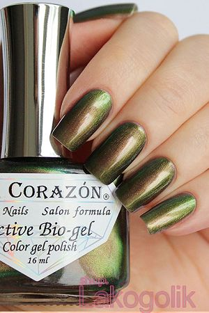 El Corazon Active Bio-gel 423/725 Polishaholic Nail polish Mania