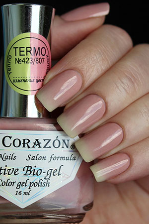 El Corazon Active Bio-gel Termo 423/807
