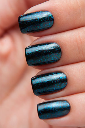 El Corazon Art Top Coat 421/21 Blue lagoon