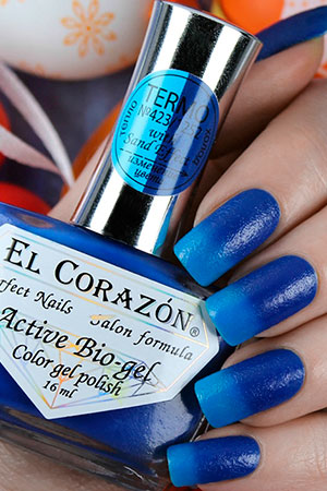 El Corazon Active Bio-gel Termo with Sand Effect 423/1252