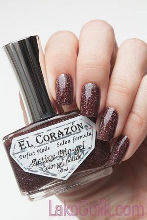 El Corazon Active Bio-gel Large Hologram 423/506 Vampire in love