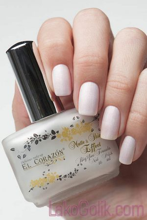 El Corazon Matte and Shine Effect 173
