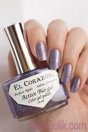 El Corazon Active Bio-gel Gemstones (Самоцветы) 423/472 Charoite